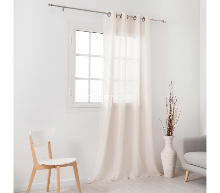 Panneaux de rideaux for Rideaux en voile