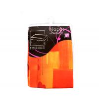 Nappe Rectangulaire Orange