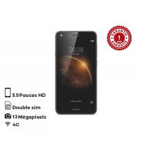 Smartphone Y6 II Noir