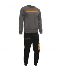Jogging Training Pour Homme Givova One Gris / Orange