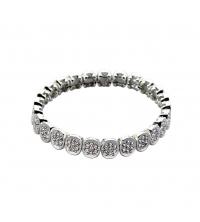 Bracelet Stretch ovale