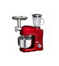 Topmatic - Robot de cuisine Multifonctions Rouge 3x1 PKM-1900.1BG
