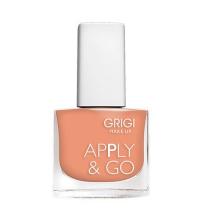 Vernis à ongles Orange Clair