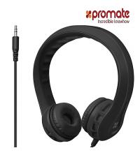Promate Casque d\'écoute Flexure - Noir
