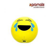 Promate Mini haut-parleur sans fil - JoyfulJazz - Jaune
