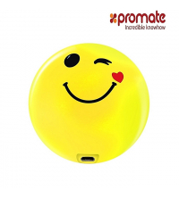 Promate Mini haut-parleur sans fil - FlirtyFunk - Jaune