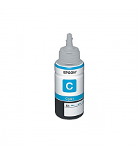 Epson Bouteille d\'encre Adaptable 70ML- Cyan