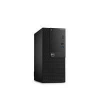 Dell Ordinateur de bureau OPTIPLEX 3050 MT -I7-8GB-1TB-FREE