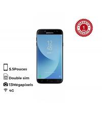 Samsung Téléphone Portable Galaxy J7 Pro - 4G - Double Sim - Noir