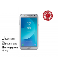 Samsung J7 CORE 4G - RAM 2 Go - 16 Go - Silver