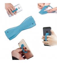 Finger Stick Smartphone Bleu