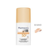 Pharmaceris Fond de Teint spf 50+ num 02