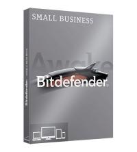 Bitdefender pour petites entreprises Pack 1 An / 1 Serveur + 10 PCs LFBDSMPE1S011