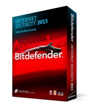 Bitdefender Internet Security 2013-OEM 1An / 1PC OFBDIS3W1P001