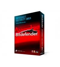 Bitdefender Internet Security 2013 1An / 1PC DFBDIS3W1P001