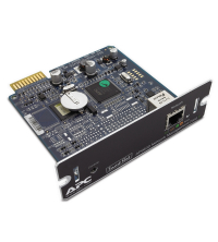 APC UPS NETWORK MANAGEMENT CARD 2 Noir AP9630