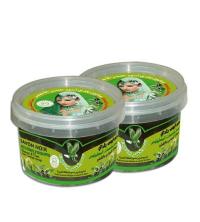 Pack Soin Corps : 2 x Boites de Savon Noir Marocain 250g - 100% Bio - à l'Huile de Figue de Barbarie