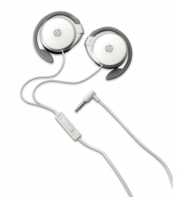 HP H2000 White Stereo Headset F9B09AA