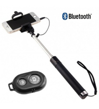 Perche Selfi Bluetooth Avec Télécomande
