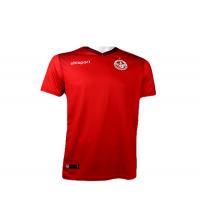 Maillot Officiel Equipe Nationale de Tunisie Football 2017-2018