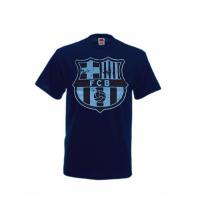 Tee-shirt Bleu marine & bleu