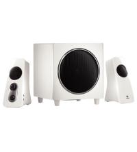 Logitech Z-523 Light Speaker blanc filaire :utilisation ordinateur de bureau puissance de 40 Watts 980000367