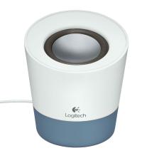 Logitech Speaker Z-50 GRIS Compact et mobile, le mini haut-parleur Z50 offre un son étonnamment puissant. 980000804