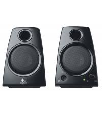 Logitech Z130 Speaker (Oboe) EU, filaire utilisation ordinateur de bureau Prise casque intégrée 980000418