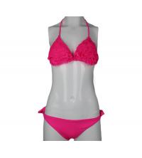 Maillot 2 pièces, bikini Rose fuchsia