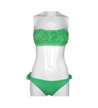Maillot 2 pièces, bikini Pistache