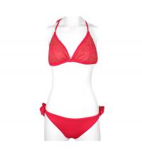 Maillot 2 pièces, bikini Corail Foncé