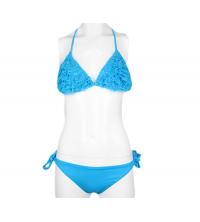 Maillot 2 pièces, bikini Bleu turquoise