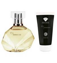 Lot Femme Diamond - Parfum + Lait de corps