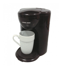 Black & Decker Cafetiere 300W 1C DCM25-B5