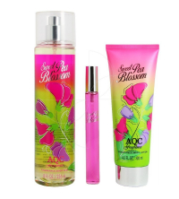 AQC fragrances coffret Sweet Pea Blossom