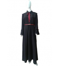 Robe Élégante Noir