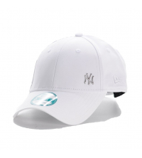 casquette 9Forty NY Adjustable Flawless Blanc