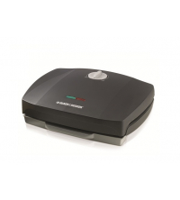 Black & Decker Grille-viande 1600W GM1750-B5