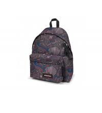 SAC A DOS EASTPAK PADDED GRIS
