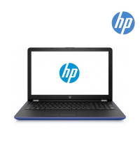 Pc Portable Hp Notebook 15-Bs015Nk I3 6È Gén 4Go 500Go Bleu