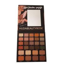 Palette fard à paupières - 28 couleurs - miroir -HudaBeauty - Design your beautiful face