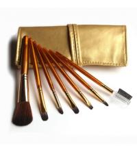 Set de 7 pinceaux - maquillage -professionnel