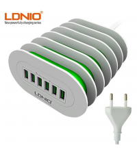LDNIO A6702 Chargeur 6 port usb 7A