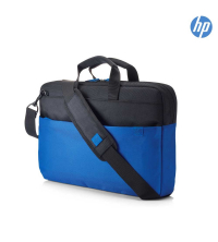 "Sacoche HP Duotone pour Pc Portable 15.6"" - Bleu"