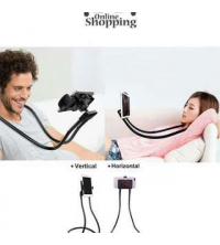 Lazy Hang Neck Phone Stand
