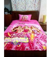 Parure de lit junior - Barbie