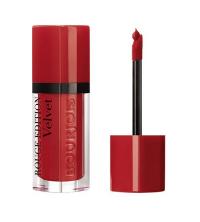 Bourjois Rouge à Lèvre Mat - Edition Velvet - 01 Personne ne rouge !