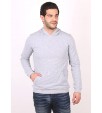 Exist Sweat Homme - Gris - 402056