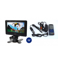7.8 pouces Wide Lcd Mini Monitor/TV
