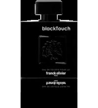 Eau de toilette Black Touch 50ml